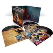 The Book Of Souls Live Chapter Triple Vinyle Comme neuf