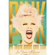 The truth about love tour live from Melbourne DVD