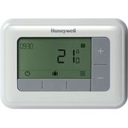 Thermostat filaire programmable hebdomadaire T4 Honeywell
