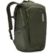 THULE enroute large dslr backpack tecb-125 dark forest Noir