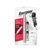 Torche Energizer Metal Pen Light avec 2 piles AAA