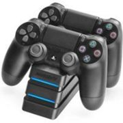 SNAKEBYTE Twin:Charger 4 (pour manettes PS4)