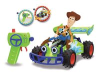Toy Story Ts Rc Buggy 1/24 Woody