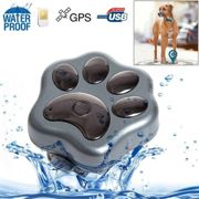 Traceur GPS chien chat waterproof collier localisation micro espion GSM tracker - YONIS