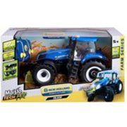 Tracteur radiocommandé Maisto Tech New Holland 1:16 Bleu