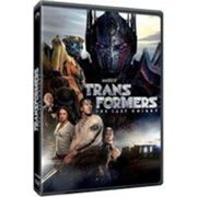 Transformers The Last Knight DVD