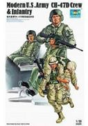 Trumpeter 1:35 - Us Army Helicopter Crew 2003