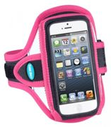 Tune Belt - Brassard Running iPhone 5 / 5S / 5C / SE - Rose