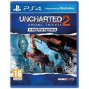 Uncharted 2 Among Thieves Edition Remastérisée PS4
