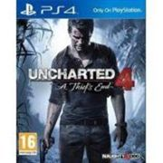 UNCHARTED 4 : A THIEF'S END MIX PS4