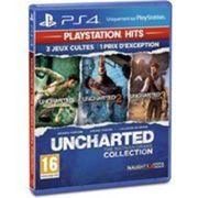 Uncharted The Nathan Drake Collection PS4 Hits