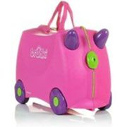 Valise Trunki Trixie Rose 18 L 4 roues Rose