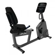 Vélo semi allongé Life Fitness RS1 Track Connect Console allemande