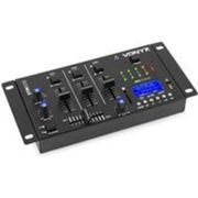 STM3030 Table de mixage 4 canaux Bluetooth USB SD MP3 LED