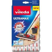 VILEDA Recharge Balai a Plat UltraMax Power 2 en 1