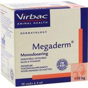 Virbac Megaderm Solution Orale Unidoses 28x4ml