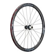 Vision Paire Roues Route Metron 40 Sl 6b Disc Tubeless 9/12/15 x 100 / 9/12 x 135/142 mm Black