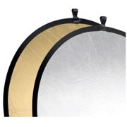 Walimex Foldable Reflector 107 Cm One Size Gold / Silver