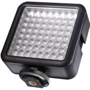 Walimex Pro Led Video Light 64 Dimmable One Size Black