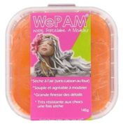 Wepam Pfw1575-145 Porcelaine À Modeler 145 G Orange