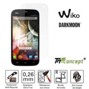 Wiko Darkmoon- Vitre de Protection Crystal - TM Concept®