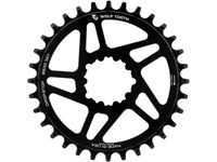 Wolf Tooth Components Plateau Direct Mount pour SRAM BB30 black 36 dents