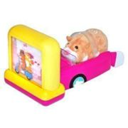 Giochi preziosi Zhu Zhu Pet Cinema Plein Air Tele